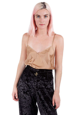 Gold Arena Thin Top