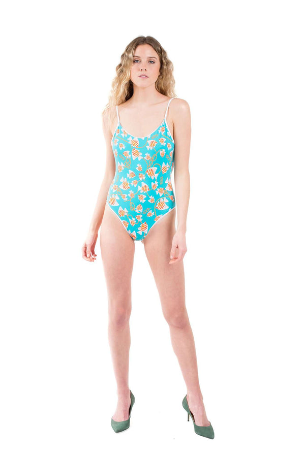 Fishes Bathing Suit
