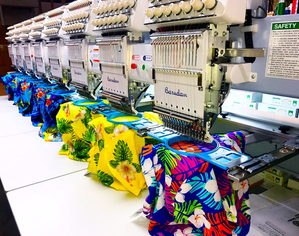 Custom Embroidery - ENZ Apparel & Safety - EmbroidNZ