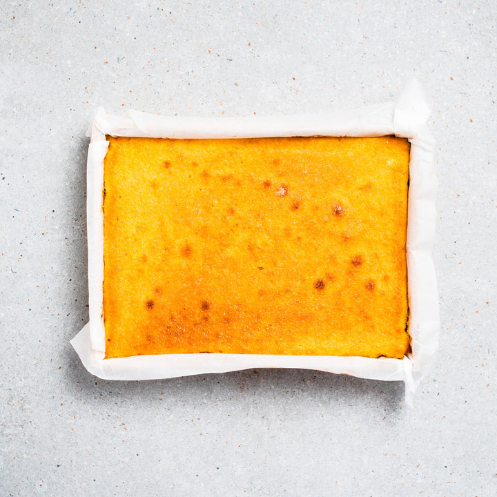 Lemon & Polenta Cake (Wheat Free)