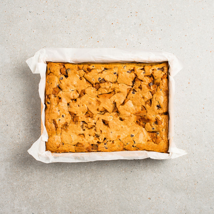 Butterscotch Blondie