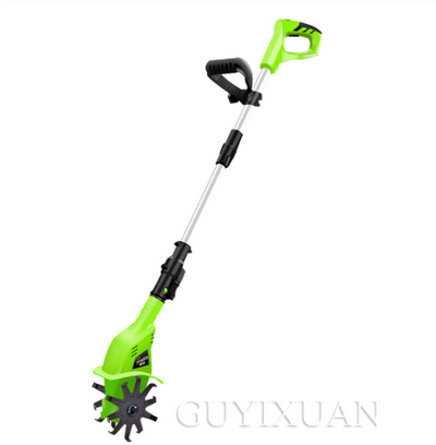 2.5-Amp 6-in Counter-rotating Corded Electric Cultivator