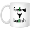 feeling bullish Mug