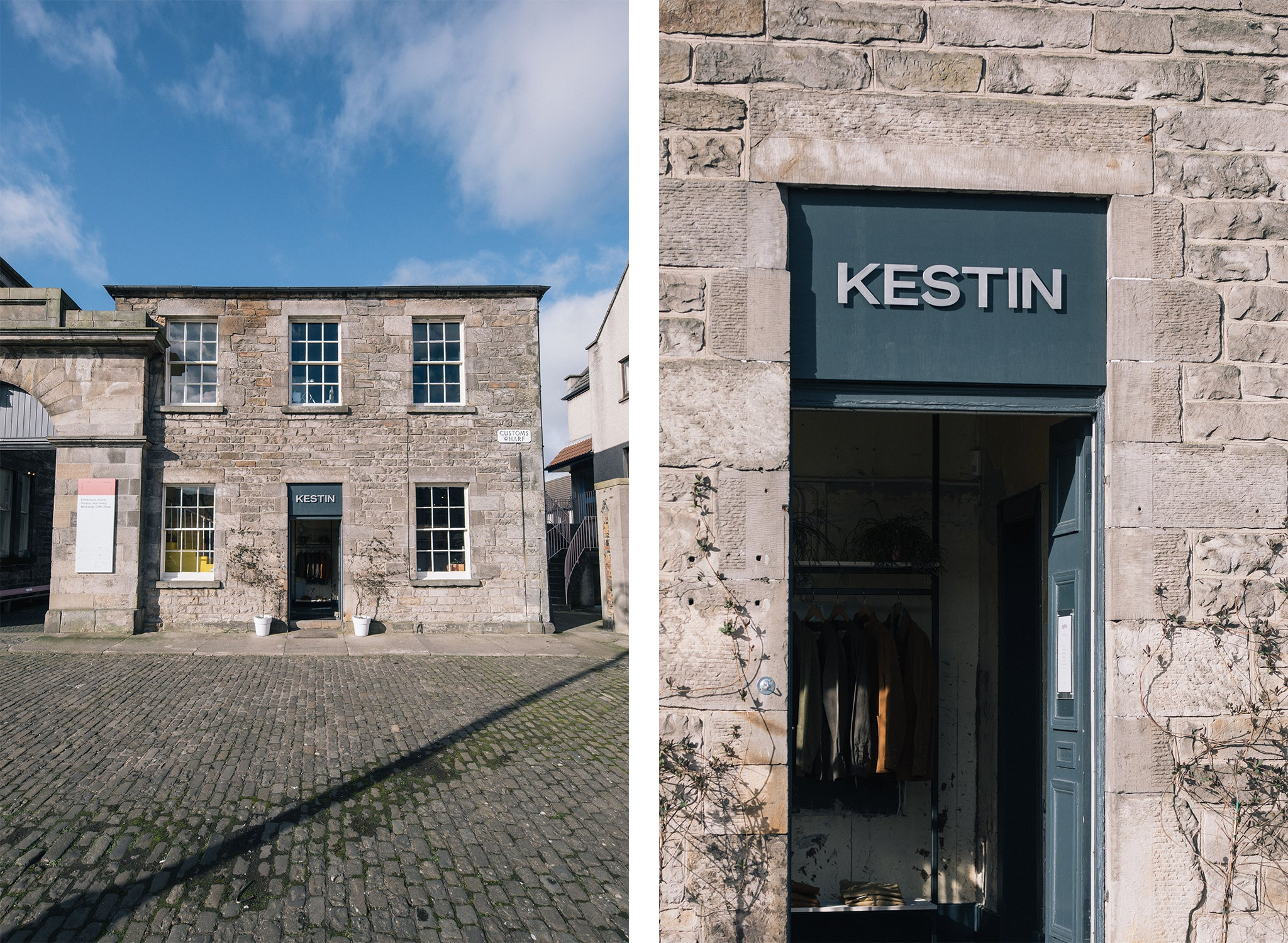 Kestin flagship Cruiser Store outside