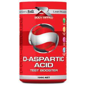D-ASPARTIC ACID - Testosterone Booster