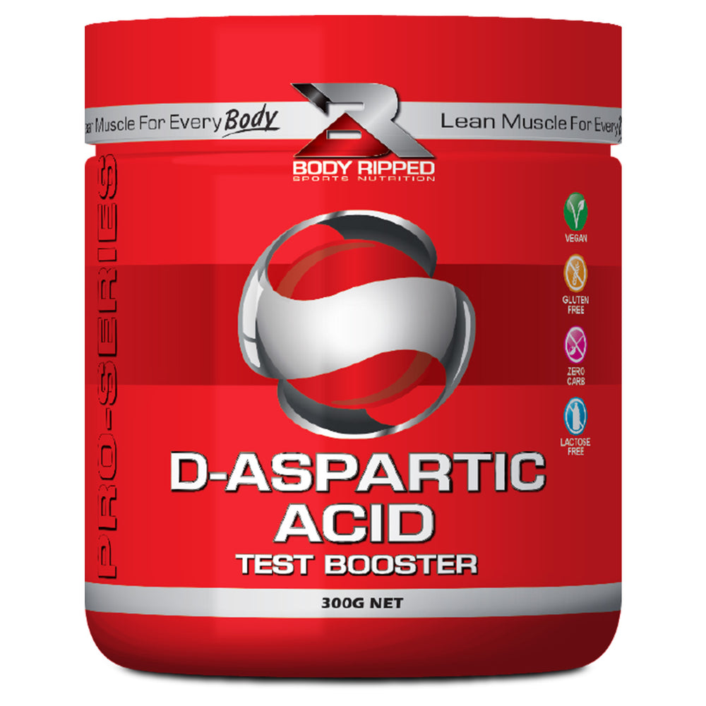 D-ASPARTIC ACID - Test Booster