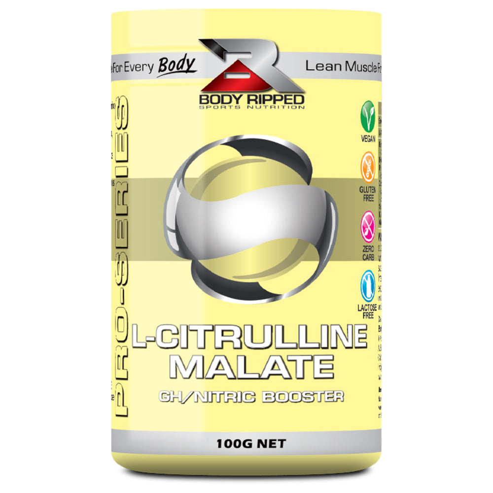 L-CITRULLINE MALATE - GH / Nitric Booster