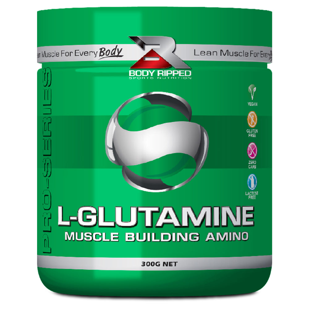 L-GLUTAMINE - Muscle Building Amino