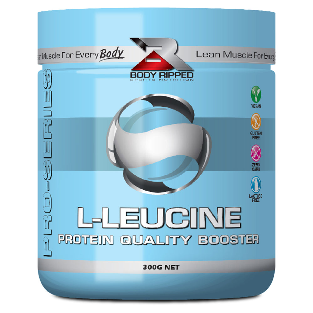L-LEUCINE - Protein Quality Booster