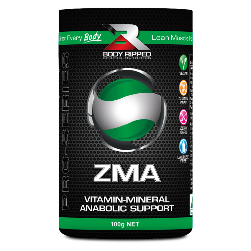 ZMA - Vitamin-Mineral Anabolic Support
