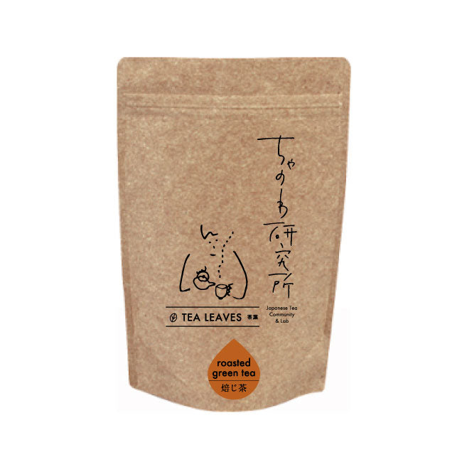 Roasted green tea TEA LEAVES ほうじ茶 茶葉 70g lab. -