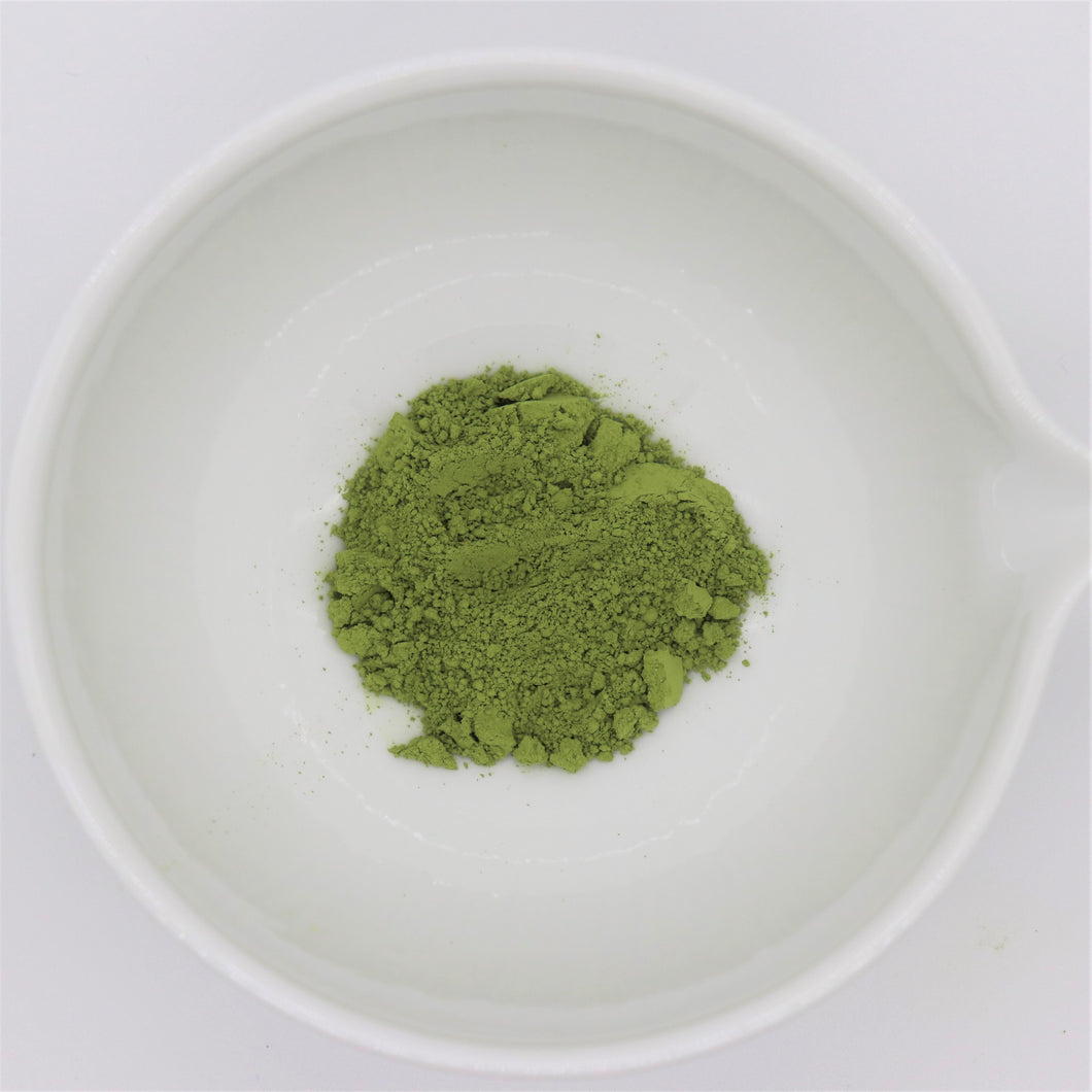 Matcha green tea powder 1000g×10pacs-1c/s -Culinary Grade-  For Cafe and Patisserie or any business use. - MATCHA STAND MARUNI
