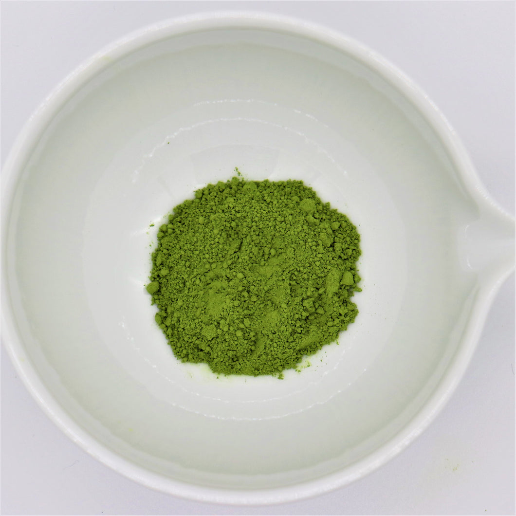 Matcha green tea powder 1000g×10pakcs 1C/S -Ceremonial Grade- For Cafe and Patisserie or any business use. - MATCHA STAND MARUNI