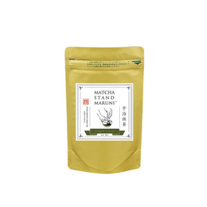 -Ceremonial Grade- Matcha green tea powder 3.5Oz (100g) Pouch - MATCHA STAND MARUNI