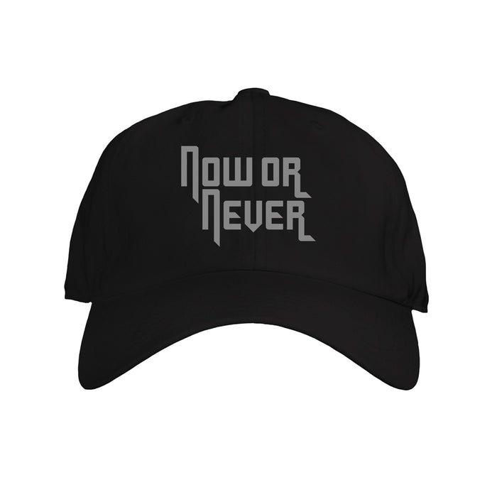 NOW OR NEVER REFLECTIVE DAD HAT