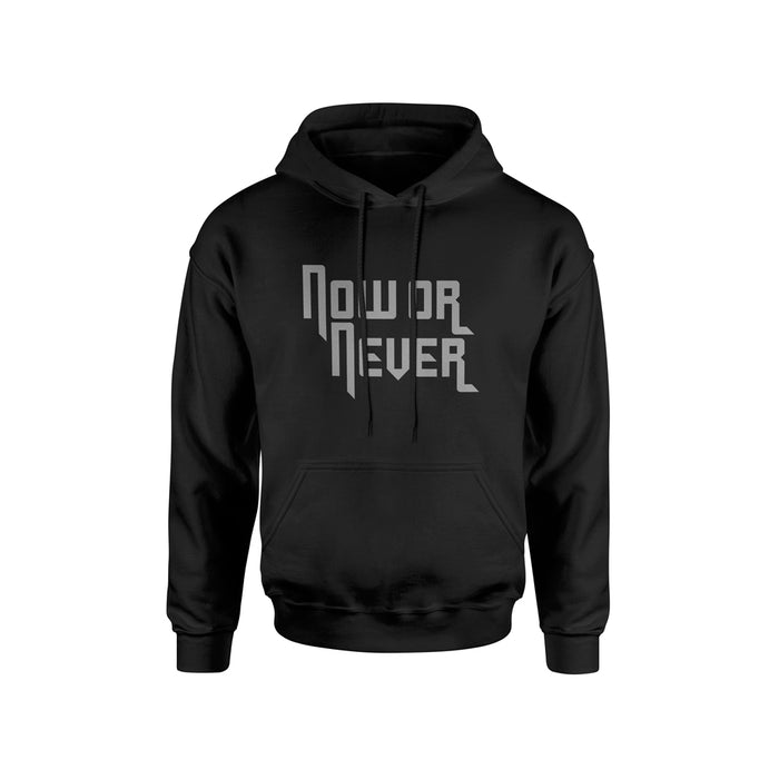 NOW OR NEVER REFLECTIVE HOODIE