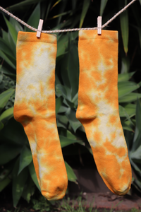 Cheezel Dust Original Q-Crew Socks