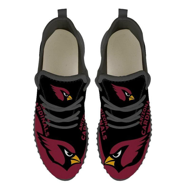 Arizona Cardinals Sneakers Big Logo Yeezy Shoes - diNeiLa