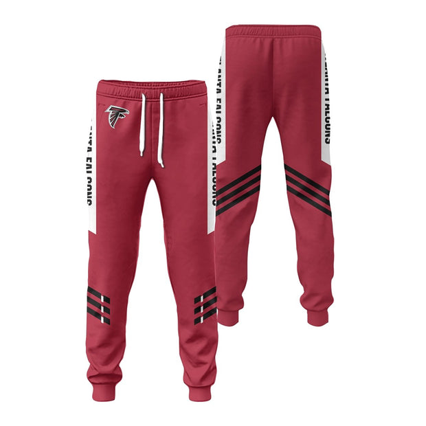 Atlanta Falcons 3D Printed Sweatpants - diNeiLa