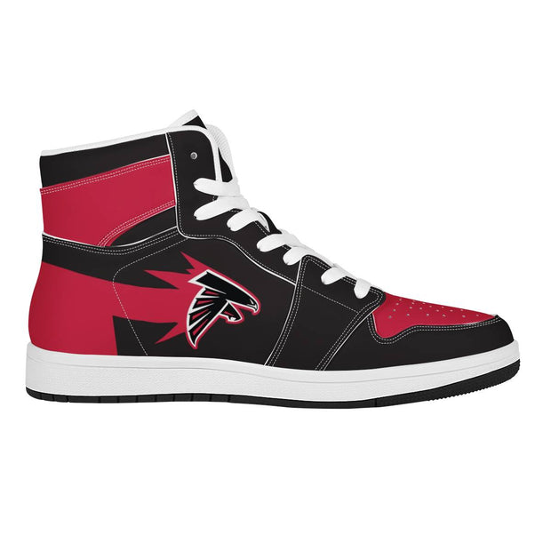 Atlanta Falcons Men's Basketball Shoes - diNeiLa