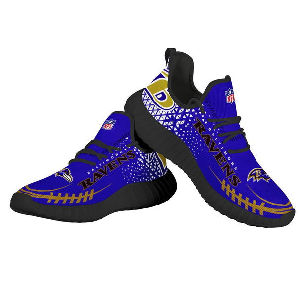Baltimore Ravens Running Shoes - diNeiLa