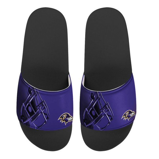 Baltimore Ravens Slippers - diNeiLa