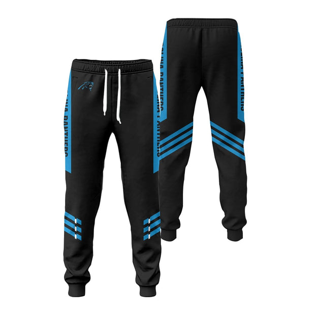 Carolina Panthers 3D Printed Sweatpants - diNeiLa
