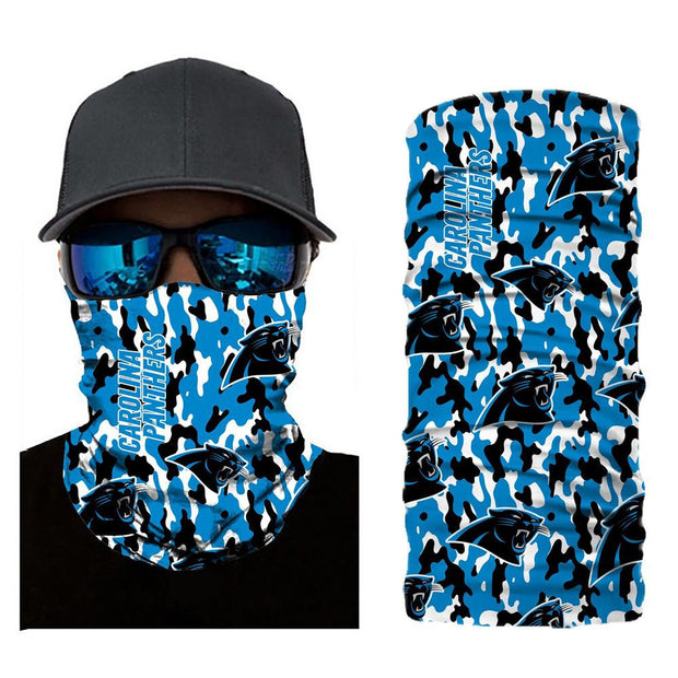 Carolina Panthers Gaiter Scarf - diNeiLa