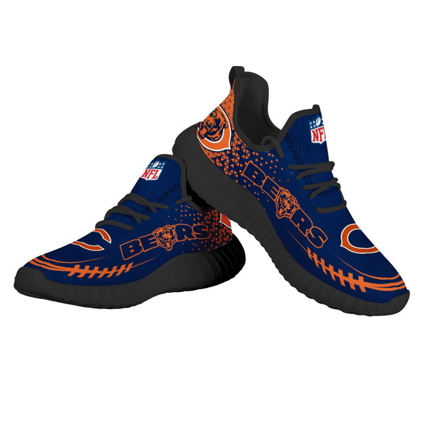 Chicago Bears Running Shoes - diNeiLa