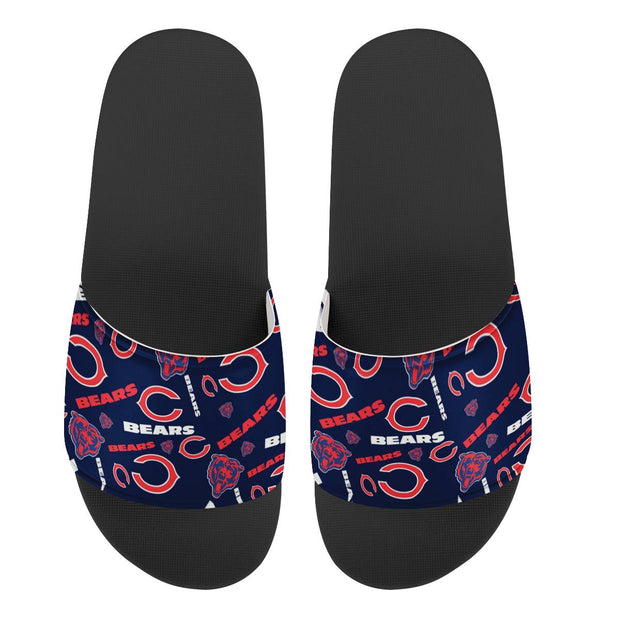 Chicago Bears Slippers - diNeiLa