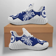 Dallas Cowboys Custom Sneakers Running Shoes For Men - diNeiLa