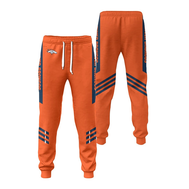 Denver Broncos 3D Printed Sweatpants - diNeiLa
