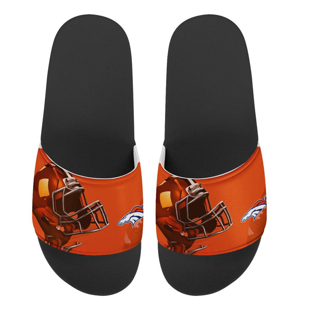 Denver Broncos Slippers - diNeiLa