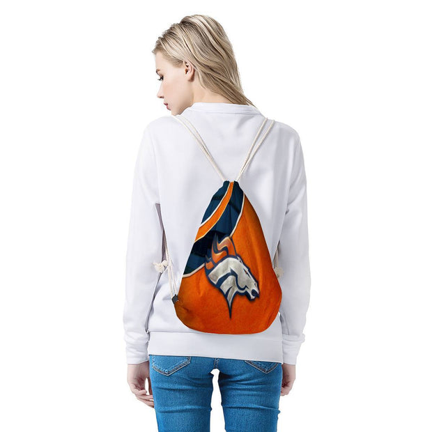 Denver Broncos Sports Backpack - diNeiLa