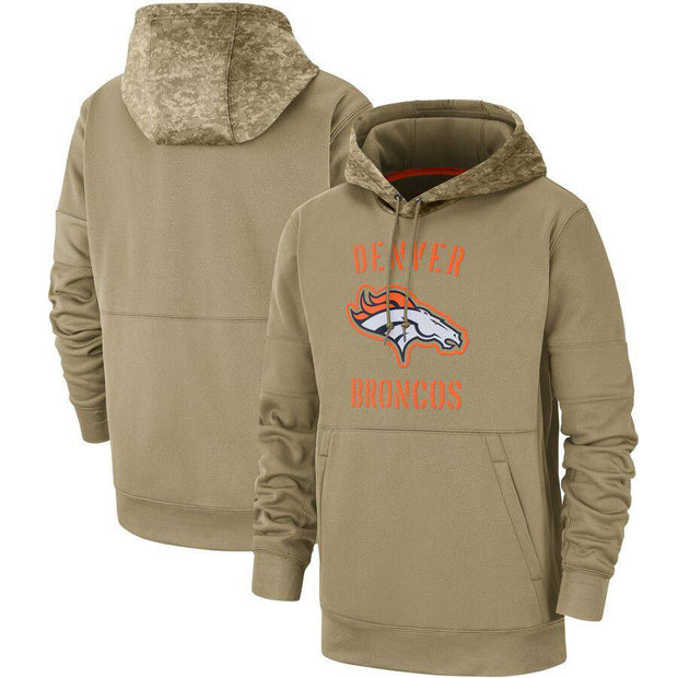 [Genuine License] Denver Broncos Hoodie - diNeiLa