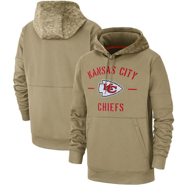 [Genuine License] KC Kansas City Chiefs Hoodie - diNeiLa