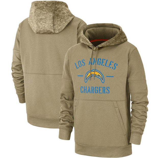 [Genuine License] Los Angeles Chargers Hoodie - diNeiLa