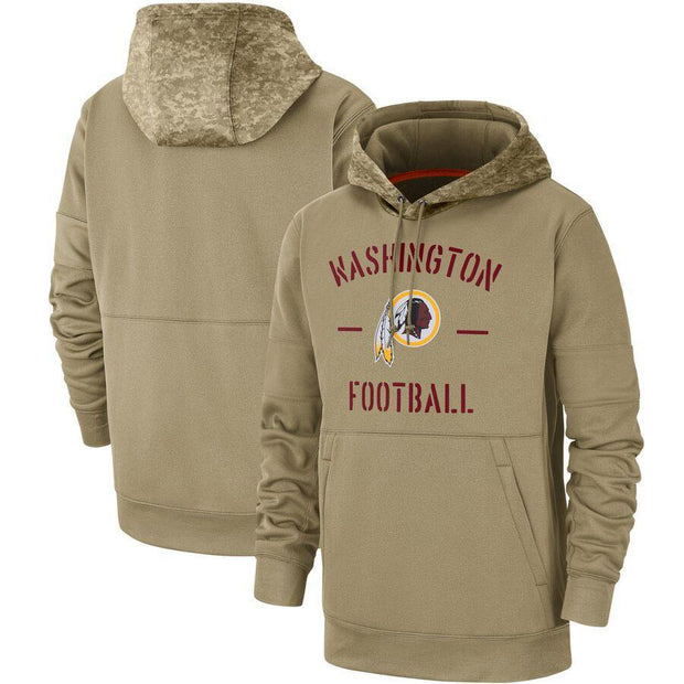 [Genuine License] Washington Redskins Hoodie - diNeiLa
