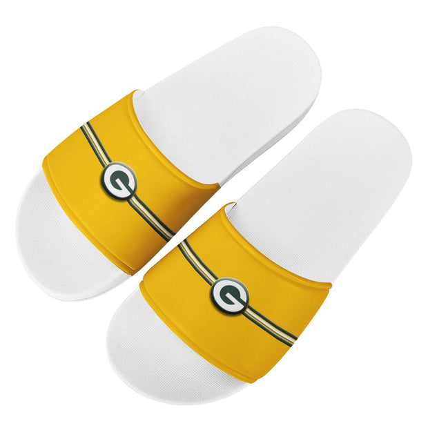 Green Bay Packers Slippers - diNeiLa