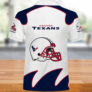 Houston Texans Polo Shirt - diNeiLa