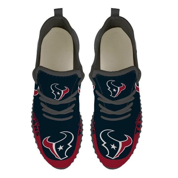 Houston Texans Sneakers Running Shoes For Men Women - diNeiLa