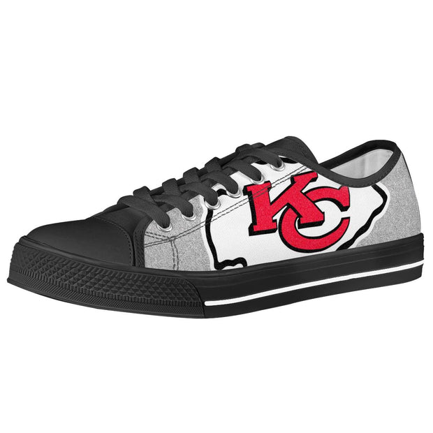 Kansas City Chiefs Low Top Shoes For Men Women - diNeiLa