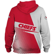 KC Kansas City Chiefs 3D Printed Hoodie - diNeiLa