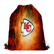 KC Kansas City Chiefs Sports Backpack - diNeiLa