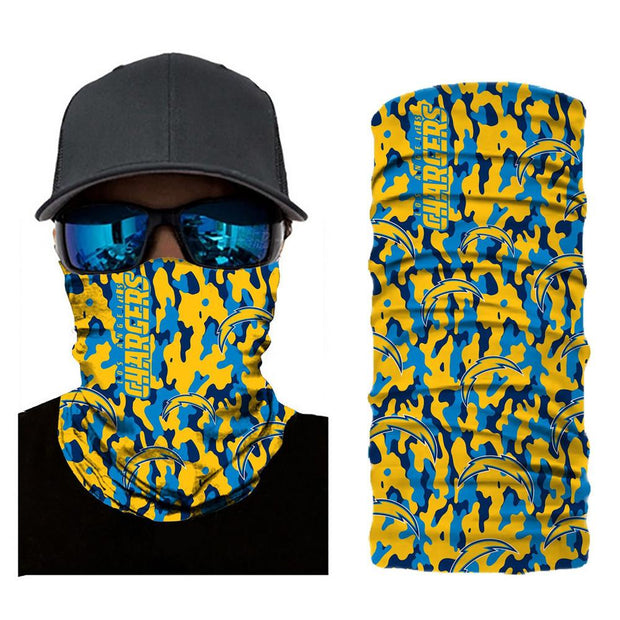 Los Angeles Chargers Gaiter Scarf - diNeiLa