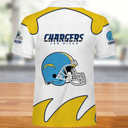 Los Angeles Chargers Polo Shirt - diNeiLa
