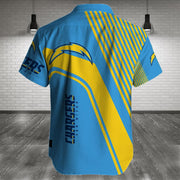 Los Angeles Chargers Shirt Slim Fit Body - diNeiLa