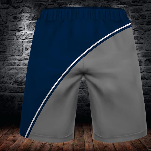 Los Angeles Rams Summer Beach Shorts - diNeiLa