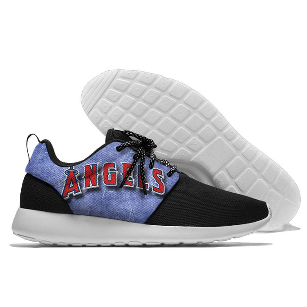 Men and women Los Angeles Angels Roshe style Lightweight Running shoes - diNeiLa