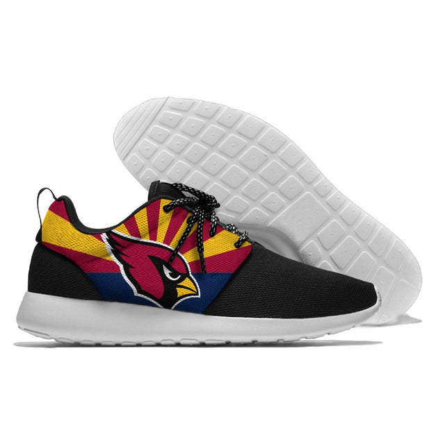 Men and women NFL Arizona Cardinals Roshe style Lightweight Running shoes - diNeiLa